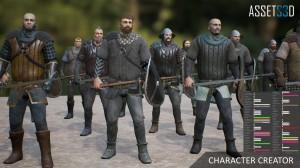 MedievalWarrior01 Screenshoot 01