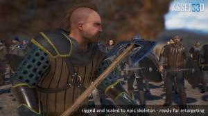 MedievalWarrior01 Screenshoot 03