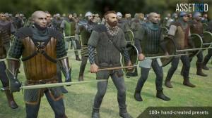 MedievalWarrior01 Screenshoot 06