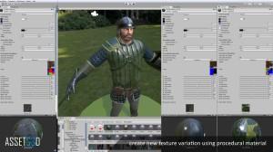 Unity MM Warriors 01 Screens 05